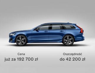 Volvo V90 Midsommar,